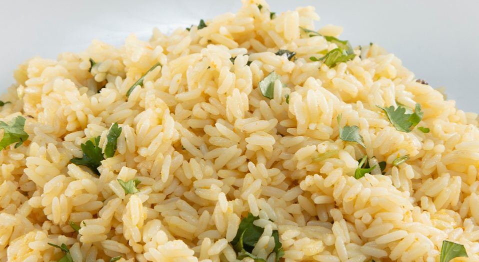 Cilantro-Lime Rice (side)