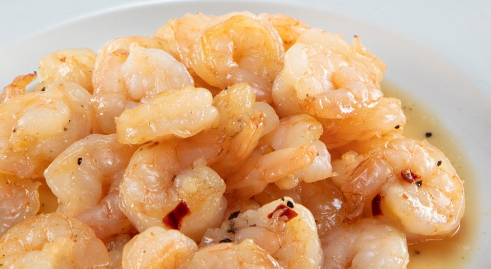 Shrimp (At select locations)